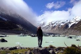 Hooker Valley, Nowa Zelandia