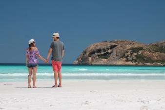 Lucky Bay, Australia Zachodnia, Australia