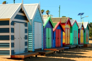 Brighton Beach, Wiktoria, Australia