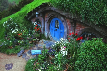 Hobbiton, Matamata, Nowa Zelandia